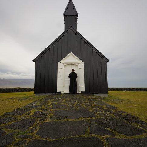 Черната църква, Búðakirkja