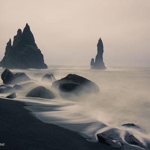 Reynisdrangar, любимите ми скали и най-магичното място за мен в Исландия